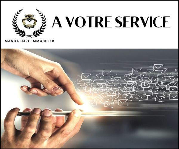 MANDAT DE VENTE IMMOBILIER A VOTRE SERVICE